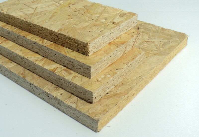 Osb - Oriented Strand Board -